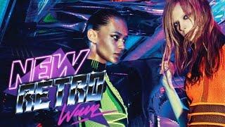 Retro-Future Celebration 👾 - A NewRetroWave  Party Mix   1 Hour   Retrowave/ Retro Electro  