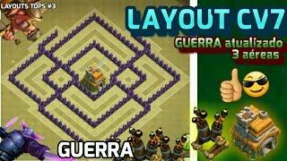 getlinkyoutube.com-Layout CV7 GUERRA - 3 AÉREAS!!  LAYOUTS TOPS #3