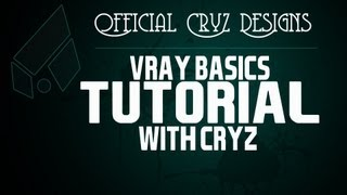 getlinkyoutube.com-Cinema 4D Tutorial l Basics To Vray l With Cryz