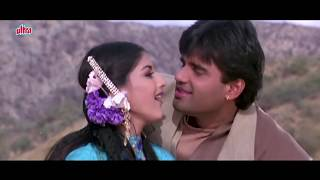 getlinkyoutube.com-Kajal Kajal Teri Aankhon Ka - Sonali Bendre, Sunil Shetty, Sapoot, Romantic Song