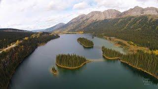 getlinkyoutube.com-Bijoux Falls, Azouzetta Lake, and the Pine Pass - DJI Phantom 2 Vision Plus