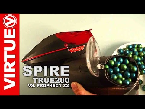 Virtue Spire Ball Capcity -True 200™ vs. Prophecy Z2