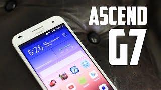 getlinkyoutube.com-Huawei Ascend G7, Review en español