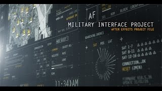 getlinkyoutube.com-HUD Military Interface Project | After Effects project