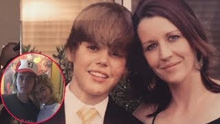 Justin Bieber's Mom: Justin Bieber Can't Get Any Peace About His Engagement width=