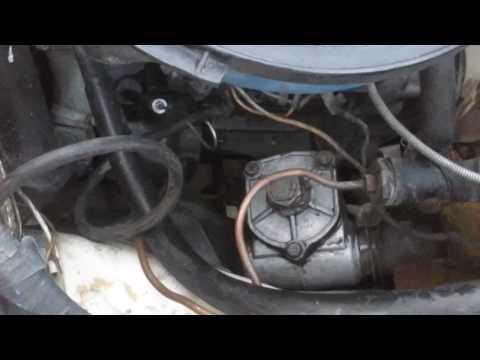 Колонка.Регулировка рулевой колонки москвич.Как устранить люфт на руле.Автомобиль москвич.