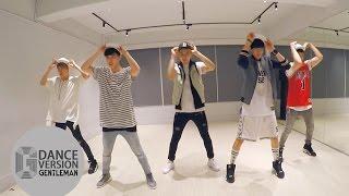 getlinkyoutube.com-GTM CHANNEL: Gentleman Feat. 超商小鮮肉AJ (第一次舞蹈合作)