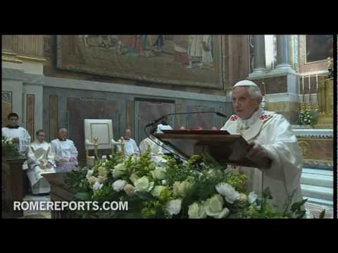 Cardinals congratulate Pope on his 85th  birthday