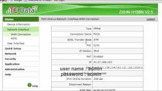 getlinkyoutube.com-حجب المواقع الاباحية على راوتر تى داتا الجديد ZXHN H108N ومنعها على شبكتك بالكامل