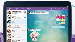 getlinkyoutube.com-تحديث تطبيق فايبر الجديد 5.0 يدعم مكالمات الفيديو  2017