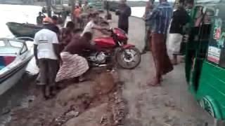 getlinkyoutube.com-Teknaf, Shahporirdwip broken road