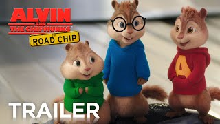 getlinkyoutube.com-Alvin and the Chipmunks: The Road Chip | Official Trailer 2 [HD]