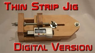 getlinkyoutube.com-Digital Thin Strip Ripping Jig