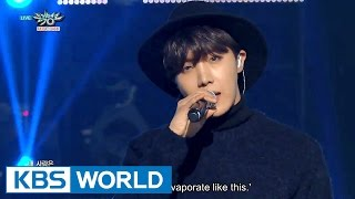 BTS (방탄소년단) - Butterfly [Music Bank HOT Stage / 2016.01.08]