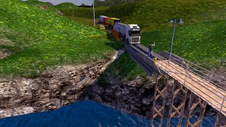 getlinkyoutube.com-Euro Truck Simulator 2 - Indonesia Map Add-On
