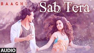 SAB TERA Full Song (Audio)   BAAGHI   Tiger Shroff, Shraddha Kapoor   Armaan Malik   Amaal Mallik width=