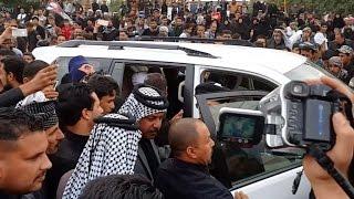 getlinkyoutube.com-استقبال موكب عشيرة الدعوم السيد جاسم الطويرجاوي