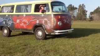 getlinkyoutube.com-VW KOMBI FESTIVAL OLD BAR AUSTRALIA 2014