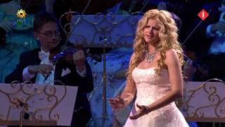 getlinkyoutube.com-AVE MARIA in good sound by Mirusia Louwerse with André Rieu (2008).
