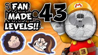 Super Mario Maker: Magic Fingers - PART 43 - Game Grumps