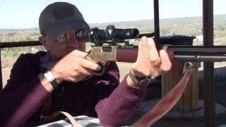 getlinkyoutube.com-Henry Rifle Big Boy 38/357 Magnum Tactical Reloading