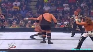 Team Raw Vs  Team Smackdown Highlights   HD Survivor Series 2005