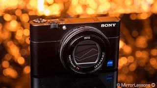 getlinkyoutube.com-Sony RX100 V Hands-On Review