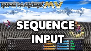 getlinkyoutube.com-Sequence Input Plugin - RPG Maker MV