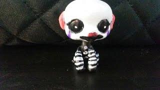 getlinkyoutube.com-Как сделать LPS ооак fnaf  марионетка marionette /puppet