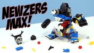 getlinkyoutube.com-LEGO Mixels Series 9 Newzers Screeno Camsta & Myke PDF Max Opening Build