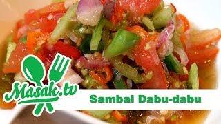getlinkyoutube.com-Sambal Dabu-Dabu | Sambal #002