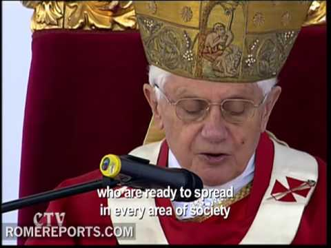 Benedict XVI in Czech Republic