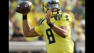 All 90 Oregon Ducks Touchdowns from the 2014-2015 season including College Football Playoffs
