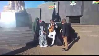Lovely Zimbabwe Team at National Heroes