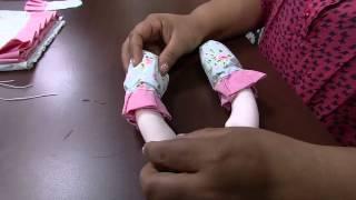 getlinkyoutube.com-Mulher.com 22/08/2014 - Boneca Melaine por Silvia Torres - (Parte 1)