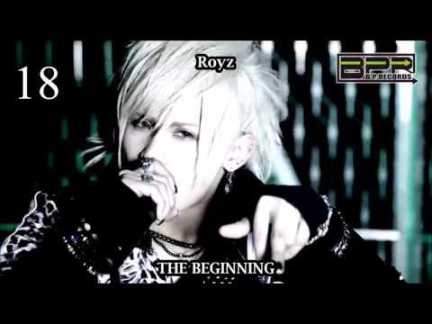 Video De My Top 30 Visual Kei/j-rock Bands