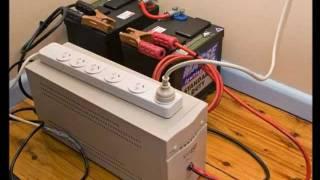 تطوير وتحديث اليو بي إس ( UPS ) ليعمل مدة أطول.mp4
