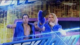 getlinkyoutube.com-WWE Smackdown 2016 Intro Remake: Let It Roll (Pre brand split, kinda)