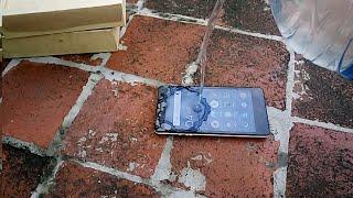 getlinkyoutube.com-Xiaomi Redmi Note 2 Water Test - DF Test