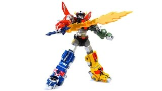 """getlinkyoutube.com-【ゴライオン】Mad toys Infinity Gokin """"The King of Beast"""" 百獣の王者 review【Voltron】"""