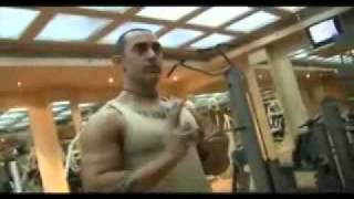 getlinkyoutube.com-Aamir Khan Body exersise tips( Inspiration for body building )Latest In The Making-GHAJINI