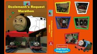 getlinkyoutube.com-Dcolemanh's Request Marathon (long awaited special)
