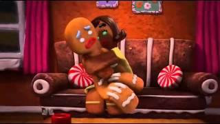getlinkyoutube.com-Shrek Asustame Si Puedes (Cuento de Jengibre) Latino