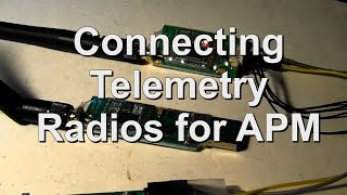 How to Fix 3DR Telemetry Radio Link Problem