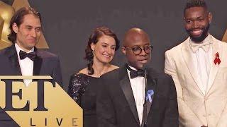 2017 Oscars Hangover: 'La La Land' won big but 'Moonlight' took home the biggest prize! | ET LIVE