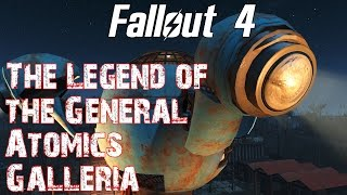 getlinkyoutube.com-Fallout 4- The Legend of the General Atomics Galleria