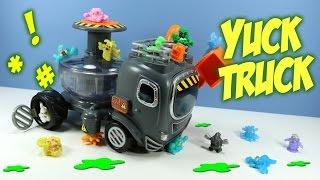 getlinkyoutube.com-Fungus AmungUs The Yuck Truck Toys R Us Batch #1