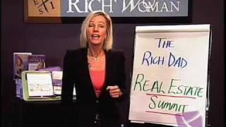 getlinkyoutube.com-Financial Freedom Video - Rich Woman - Rich Dad Real Estate Summit