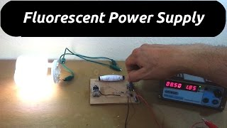 getlinkyoutube.com-How to Make a Simple Inverter for Fluorescent Lamps