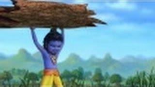 getlinkyoutube.com-Little Krishna English - Episode 6 Demon In Disguise